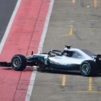 Mercedes, svelata la nuova W09 per il campionato del mondo F1 2018