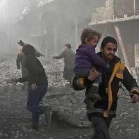 Siria, l'assedio di Goutha Est è un incubo: tredici presidi sanitari distrutti