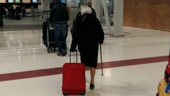 """Nonna vicentina a 93 anni parte volontaria per il Kenya: """"Serve un pizzico di incoscienza per vivere"""""""