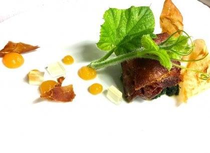 Una Cinta Senese che merita il Palio e la cucina reale di Valeria Piccini