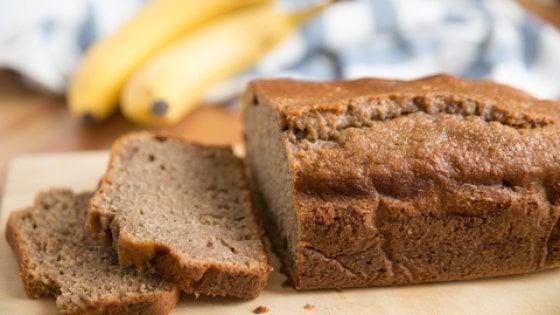 """Volete scoprire il """"banana bread""""? Preparatelo con la ricetta di Sonia Peronaci"""