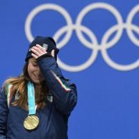 PyeongChang 2018, Sofia Goggia ancora euforica: ''Il mattino ha l'oro in