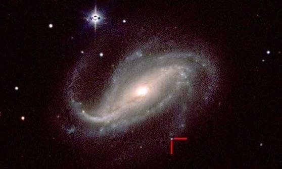 """Astrofilo scopre per caso la 'prima luce' di una supernova. """"E' come vincere alla lotteria"""""""