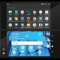 Arriva in Italia ZTE Axon M, smartphone pieghevole dual screen