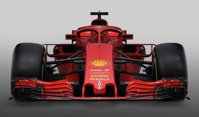 Ferrari presenta la nuova F1: debutta la SF71H, per battere la Mercedes