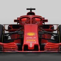 Ferrari presenta la nuova Formula 1 che sfiderà la Mercedes