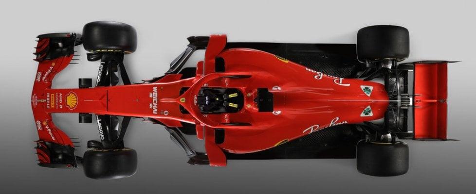 Ferrari presents the new F1: SF71H debuts, to beat Mercedes