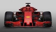 Parte la sfida al Mondiale, ecco la nuova Ferrari SF71-H video
