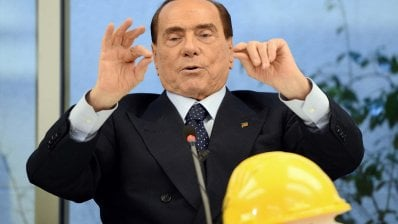 "Berlusconi: ""Salvini non sarà premier, Lega è a 4 punti da noi"" video"