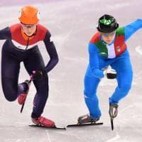 PyeongChang 2018, Fontana fa tris: bronzo nei 1000 metri