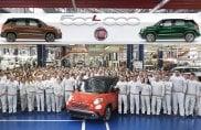 Prodotta la 500millesima Fiat 500L