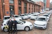 Gruppo Volkswagen a tutto elettrico: 50 e-Golf1 consegnate ad Amburgo