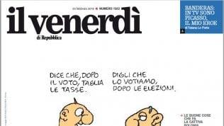"""""""Voto a perdere"""", viaggio in Italiaalla vigilia delle elezioni"""