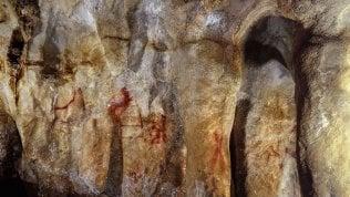 Animali, clave, colori e gioielli: l'arte più antica è dei Neanderthal video