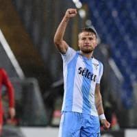 Lazio-Steaua Bucarest 5-1, Immobile firma rimonta e ottavi