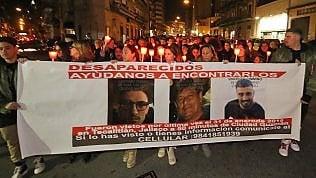 I napoletani scomparsi in Messico: arrestati tre poliziotti locali