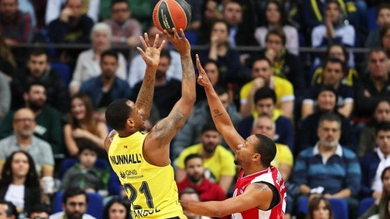 Basket, Eurolega: Milano senza scampo nella tana del Fenerbahce