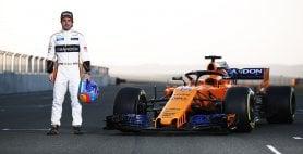 Arancio e motore Renault   ft   La McLaren per il riscatto