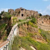 Piccoli geologi tra le frane di Civita