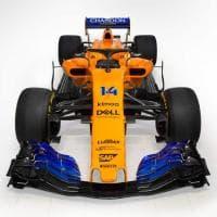 F1, McLaren arancio-papaya per il riscatto
