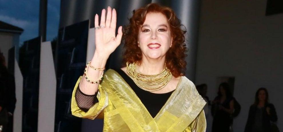 """David speciale a Stefania Sandrelli: """"Festeggio così le mie nozze d'oro con il cinema"""""""