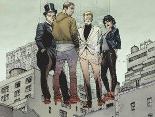 'The Magic Order', il nuovo fumetto di Image Comics sarà prodotto da Netflix