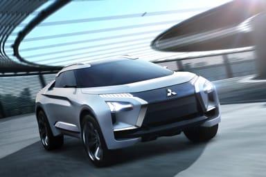 Mitsubishi, record di idee