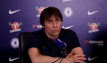 """Conte ignora Mourinho """"Non mi interessa parlare di lui"""""""