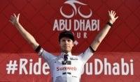 Abu Dhabi Tour: terza tappa a Bauhaus, Viviani resta leader