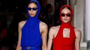 """Donatella Versace: """"vesto le donne senza limiti e tabù"""" foto"""