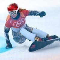 PyeongChang 2018, storica Ledecka: dopo SuperG è oro anche nello snowboard