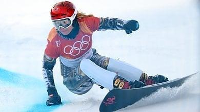 Storica Ledecka: dopo SuperG è oro anche nello snowboard