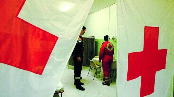 Croce Rossa, licenziati 21 membri dello staff accusati di aver pagato per prestazioni sessuali