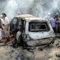 Yemen, l'ennesimo attentato suicida fra la gente: una guerra che non da