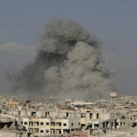 Siria, Onu approva all'unanimità risoluzione per il cessate il fuoco