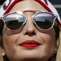 Ivanka Trump alla finale di bob, applausi al team Usa