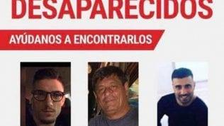 """Messico, arrestati 4 poliziotti: hanno """"venduto"""" i tre italiani scomparsi a una banda"""