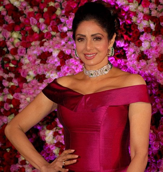 Bollywood piange Sridevi Kapoor