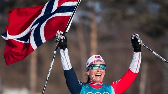 PyeongChang 2018, sci fondo: Bjoergen domina la 30 km. Medagliere alla Norvegia