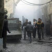 Siria, già violata tregua chiesta dall'Onu. Raid su Ghouta. Iran: