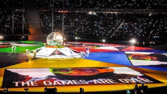 PyeongChang, musica e colori: i Giochi salutano, appuntamento a Pechino 2022