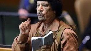 Sky lancia 'Gheddafi', la serie ideata da Saviano