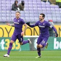 Fiorentina-Chievo 1-0: Biraghi