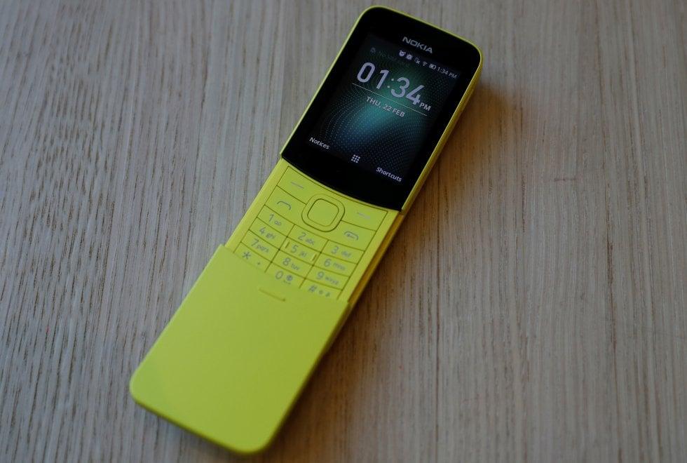 "Mwc 2018. Nokia, torna il ""banana phone"" 8110 ed è subito nostalgia anni 90"