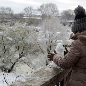 Città in tilt per le nevicate, ecco i benefici di una giornata sulla neve