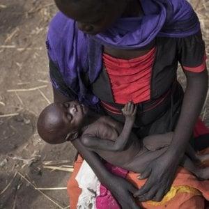 Sud Sudan, quasi due terzi della popolazione a rischio di fame