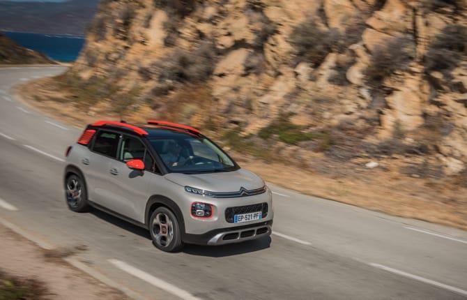 Citroën C3 Aircross a tutto gas