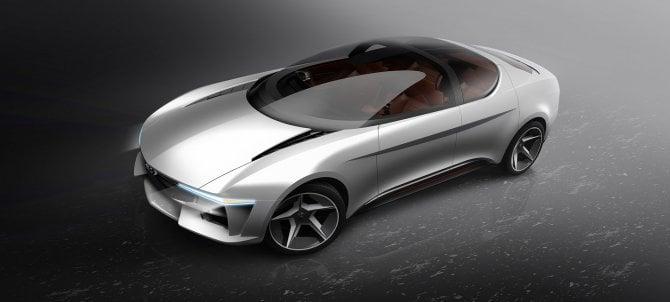 Sibylla, la nuova concept car di Giorgetto Giugiaro