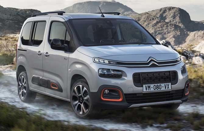 Con nuovo Berlingo prosegue l'offensiva di prodotto Citroën