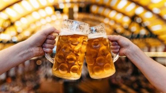 Birra,  agli italiani piace bionda, speciale e del territorio